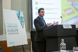 Trascent Europe FM Conference Facilities Management Session