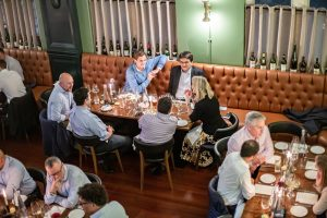 Trascent 2019 Europe CRE/FM Conference Dinner Group
