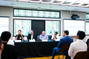 Trascent CRE Conference in Asia Pac Singapore FM Supplier Panel