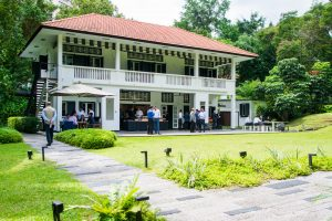 Trascent CRE & FM Asia Pac Singapore Conference Traditional House