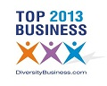 Trascent was DiversityBusiness Top 2013 Business